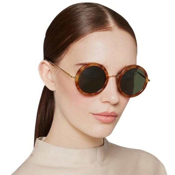6dbb02916e26  NWT  Linda Farrow x The Row Sunglasses